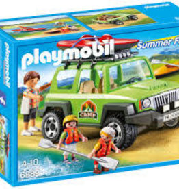 Playmobil Off Road SUV 9154