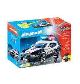Playmobil Police Cruiser 5673