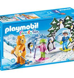 Playmobil Ski Lesson 9282