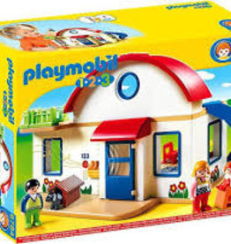 Playmobil 123 Suburban Home 6784