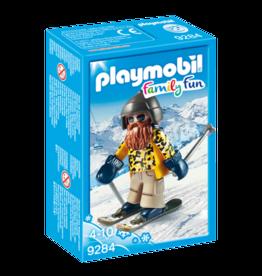 Playmobil Skier with Poles 9284