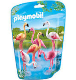 Playmobil Flock of Flamingos 6651