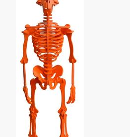 Boneyard Pets Homo Sapiens 3D Puzzle Orange