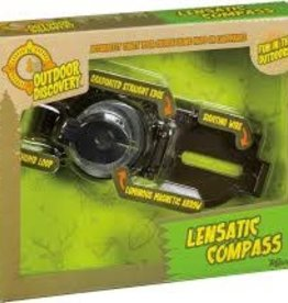Outdoor Discovery Lensatic Compass