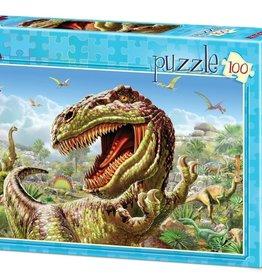 Art Puzzle Kids 100 piece T Rex -