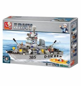 Sluban Destroyer (461 pieces)