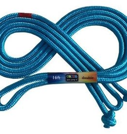 Just Jump It 16' Jump Rope Cyan
