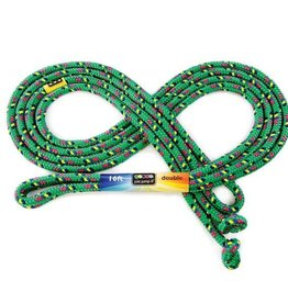 Just Jump It 8' Jump Rope Green Confetti