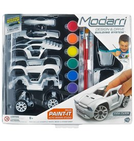 Modarri Delux Paint It Car 1172-01