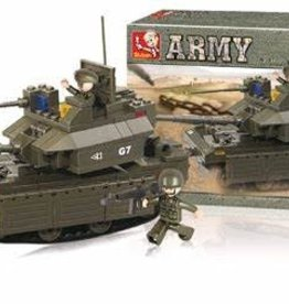 Sluban Tank (219 pieces)