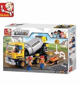 Sluban Cement Mixer (296 pieces)