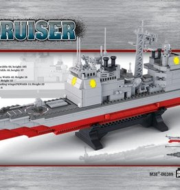 Sluban Naval Cruiser (883 pieces)
