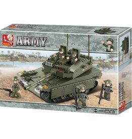 Sluban Large Tank (344 pieces)