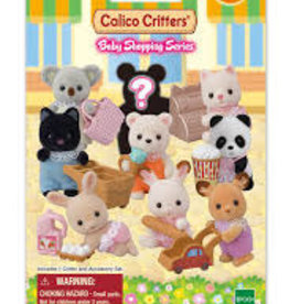 Calico Critters Calico Critter Blind Bag Baby Shopping Series