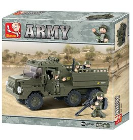 Sluban Troop Transport (230 pieces)
