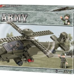 Sluban Helicopter (198 pieces)
