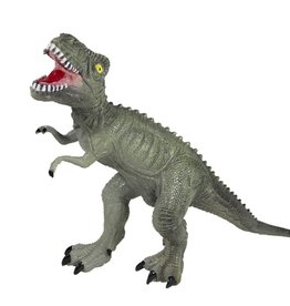 Imex Large Soft Dino T Rex  Green 49030