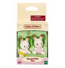 Calico Critters Hopscotch Rabbit Twins