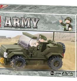 Sluban Army Jeep (121 pieces)