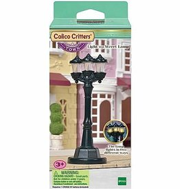 Calico Critters Light up Street Lamp