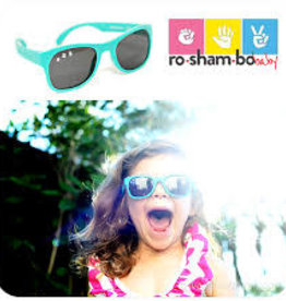 Roshambojunior Glasses Tiffany Junior Blue