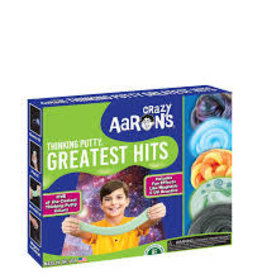 """Crazy Aaron Greatest Hits 4"""" Tins"""