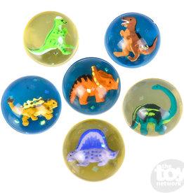 The Toy Network Dinosaur Hi-Bounce Ball