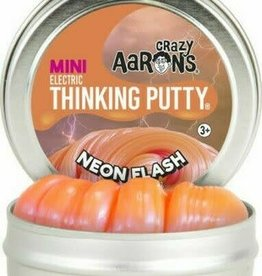 "Crazy Aaron Neon Flash Electric 2"" Tin"
