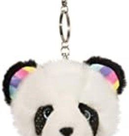 Douglas Panda Fur Fuzzle Pom Clip