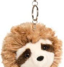 Douglas Sloth Pom Clip