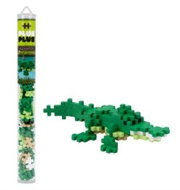Plus-Plus Plus Plus Alligator