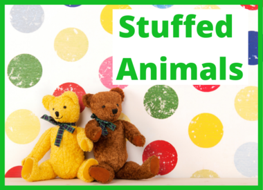 Stuffed Animals & Puppets