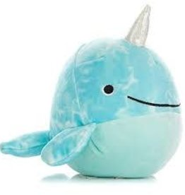Kids Pereferred Cuddle Pal - Small Huggable Indigo the Narwhal