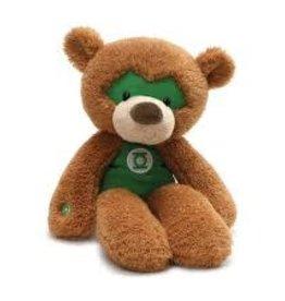 Gund DC Comics Fuzzy Green Lantern