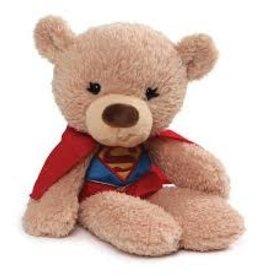 Gund DC Comics Fuzzy Supergirl