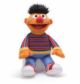 "Sesame Street Everyday ERNIE 13.5"" plush"