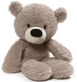 Gund Fuzzy Gray Jumbo Bear