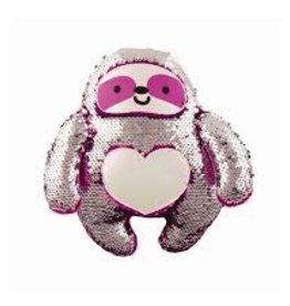 Fashion Angels Magic Sequin Plush-Sloth
