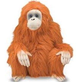 Melissa & Doug Orangutan - Plush