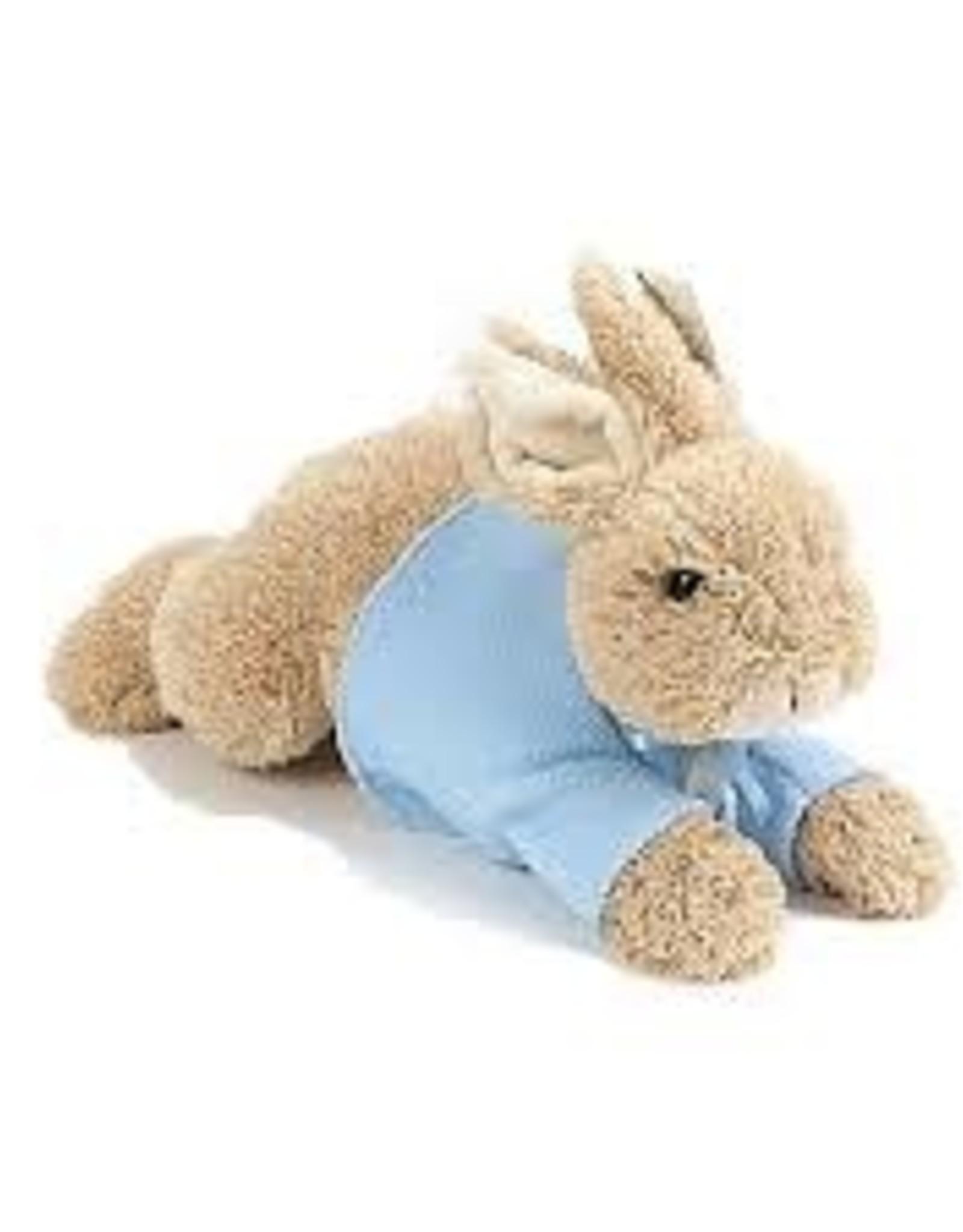Gund Peter Rabbit laying down