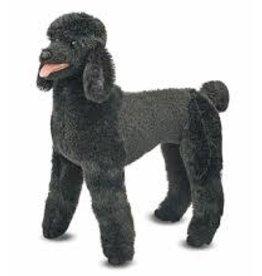 Melissa & Doug Standard Poodle - Plush