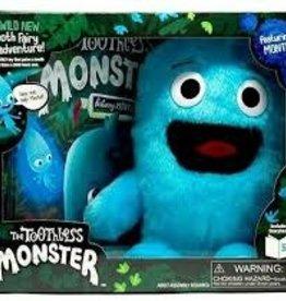 Toothless Monster The Toothless Monster Blue