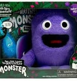 Toothless Monster The Toothless Monster Purple