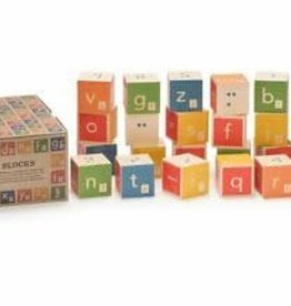 Uncle Goose 28 Block Braille Alphabet set