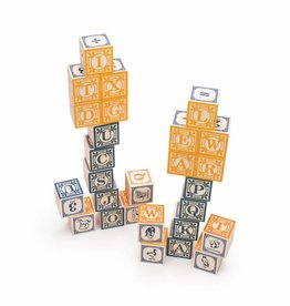 Uncle Goose Dutch Alphabet Blocks
