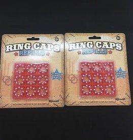Toysmith Ring Caps Refill