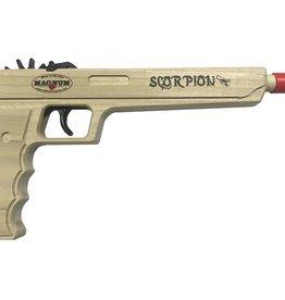 Magnum Scorpion Pistol Rubber Band Gun