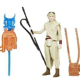Hasbro Star Wars Force Awakens Rey Jakku