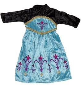 Little Adventures Doll Dress Ice Queen Coronation