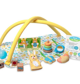 Melissa & Doug Mine to Love Toy Time Play Set